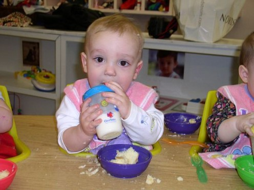 Parenting classes can teach proper nutrition for your children