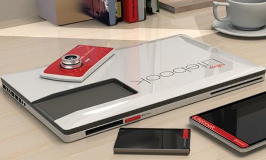 Lifebook Concept Design