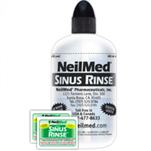pic of sinus rinse