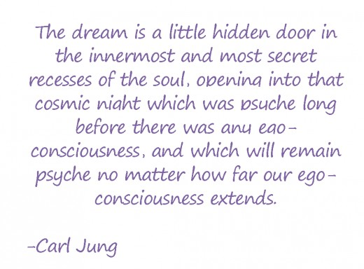 Carl Jung on dreams