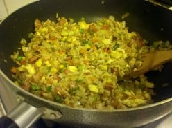 Tasty and Easy Spam Fried Rice Recipe