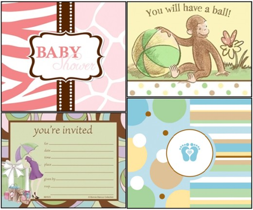 10 Things Your Baby Shower Invitations Tell Your Guests