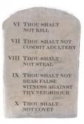 The Five Commandments