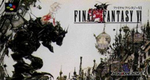 Final Fantasy VI or Final Fantasy III (US version)