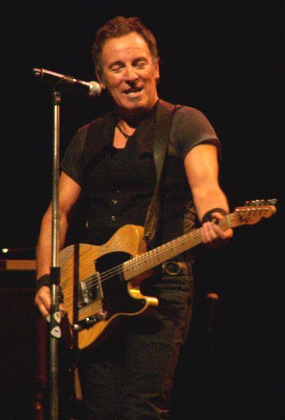 Bruce Springsteen, 2009