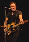 Bruce Springsteen vinyl and compact disc collectibles from the Eighties