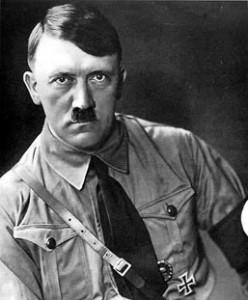 I Would Be Adolf Hitler.