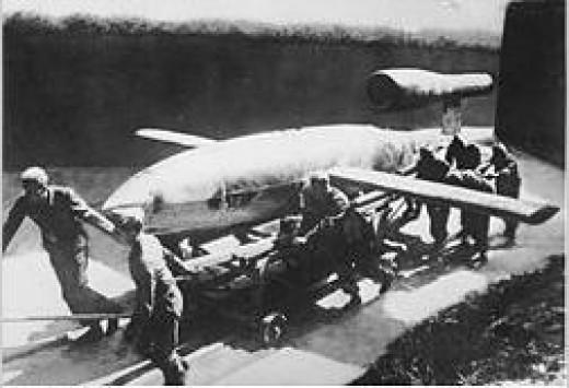 The V-1 in 1943