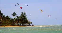 Kites are lite