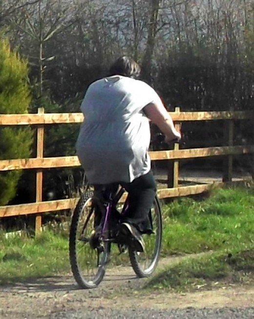 Cycling is a great exercise