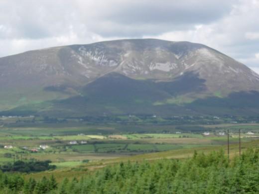 Nephin mountain. Lahardane Co. Mayo