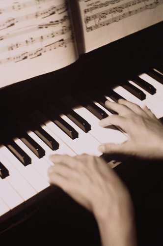 Learning to play a new instrument is challenging, yet rewarding.