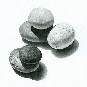 """...five smooth stones..."""