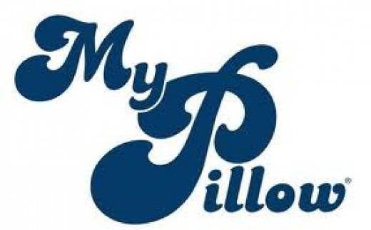 My Pillow Non-Allergenic and Anti-Microbial Pillow with Built-In Cooling Effect