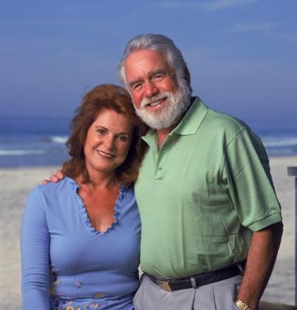 Jenny and Sidney Craig.