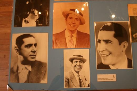 Posters of Carlos Gardel