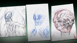 Rayce's sketches
