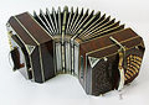 Without the Bandoneon, the Tango would not be the same!
