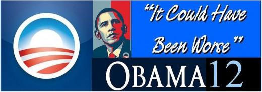 My idea of an appropriate Obama bumper sticker.