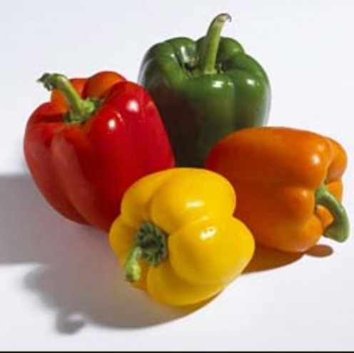 Bell Peppers: Do the Different Colors Really Taste Any Different?