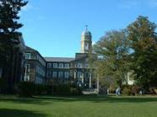 Dalhousie University Halifax, Nova Scotia