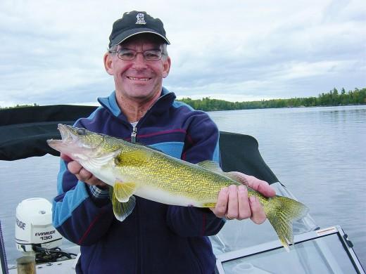 Fishing In Walleye Heaven!