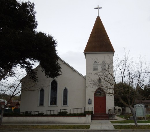 St James Episcopal Church, Paso Robles