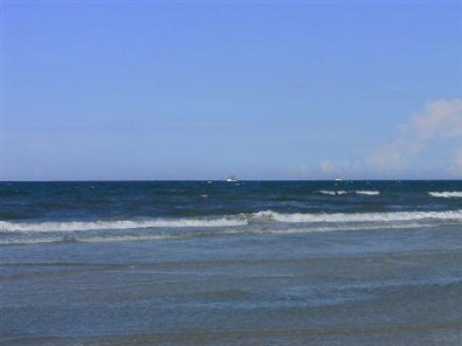 Sea of Love, St. Augustine Beach, FL