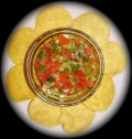 Authentic Homemade Mexican Salsa