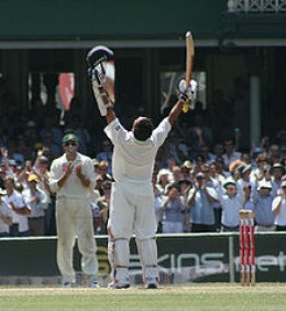 Sachin's Hundredth Hundred – a Crown in His Feather