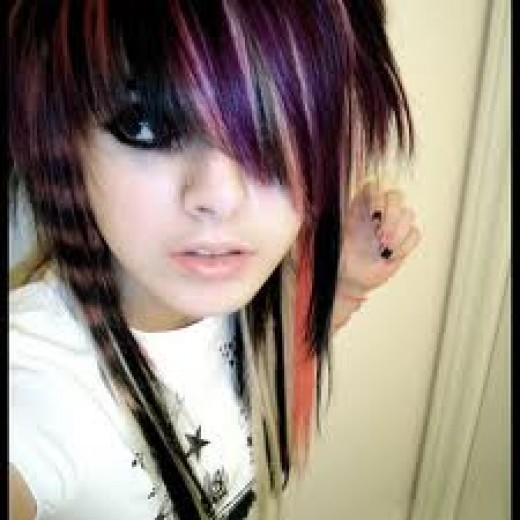 "A young girl dressed ""emo style""  Does she deserve to be stoned to death?  Really?"