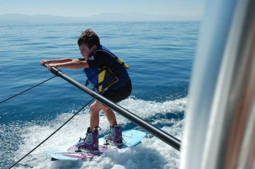 Learn to Wakeboard without falling