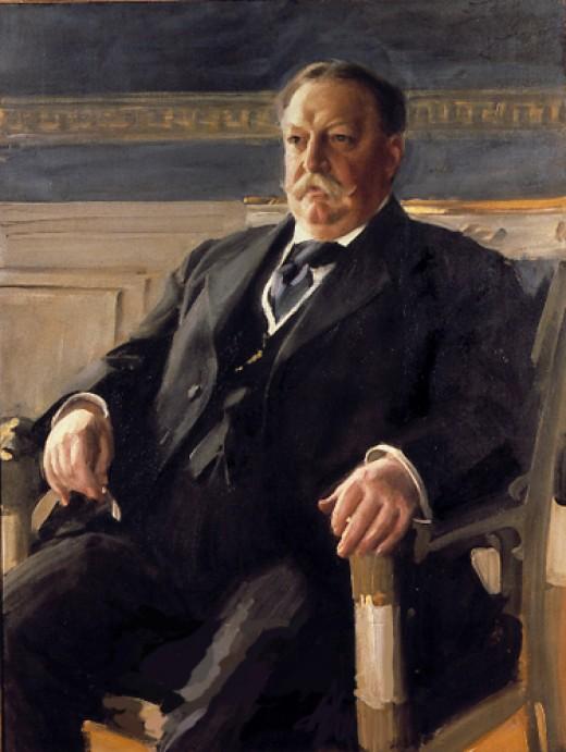 The Incumbent:  President William Howard Taft