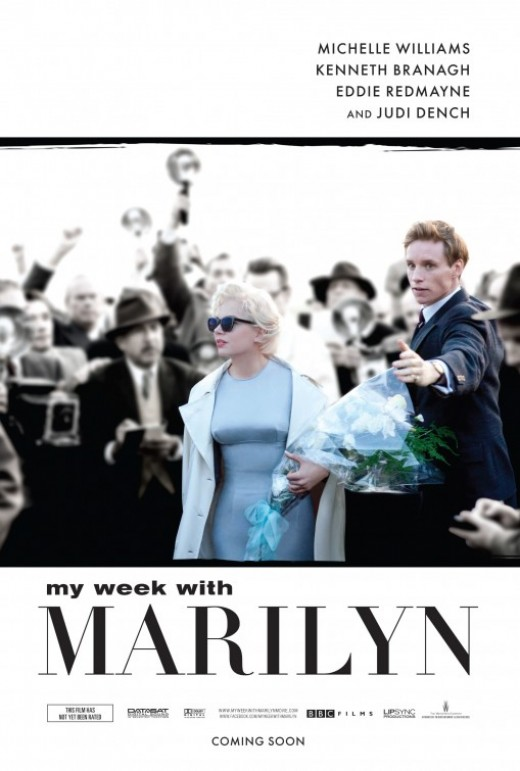 My Week With Marilyn Poster #1