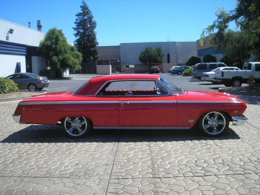 2004 Chevrolet Impala Ss. 1962 Impala SS / SuperSport