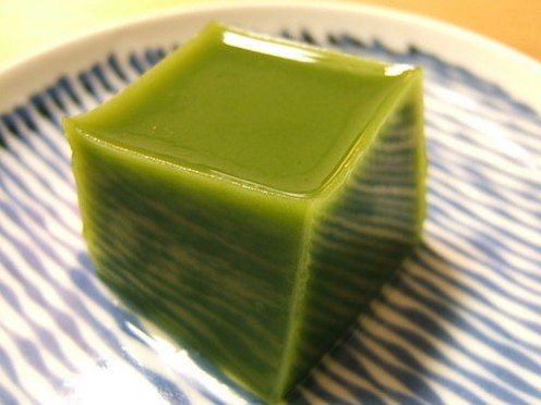 Green Tea Jelly