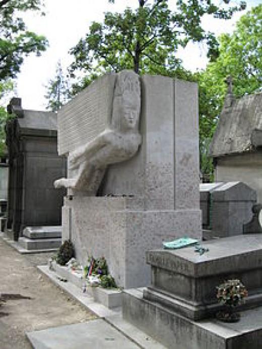 Oscars Tomb