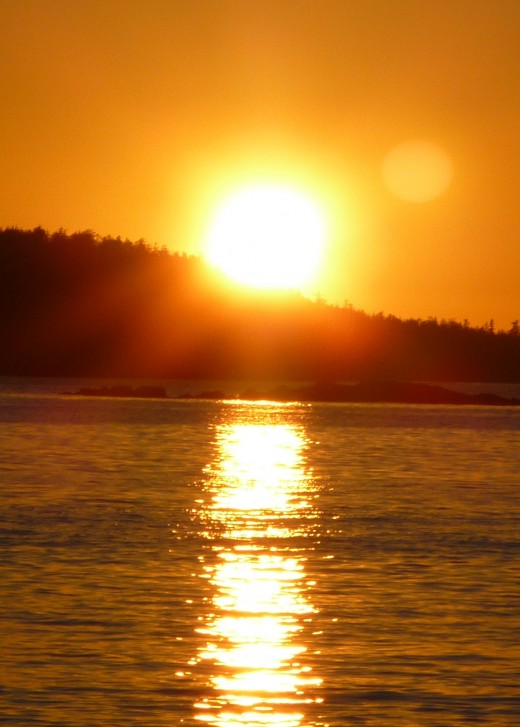 When I wake in the morning, I know it's for a reason