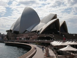 Sydney Opera House, Australia. From the Australia Pictures Series by Claudia Tello.