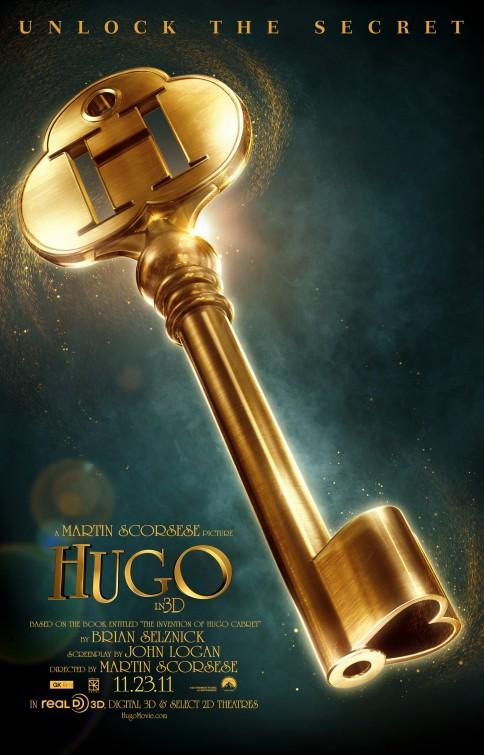 Hugo Movie Poster #2