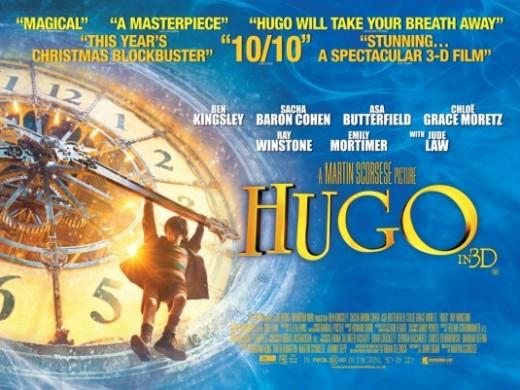 Hugo Movie Poster #4