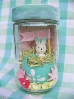 Spring crafts for kids easy fun ideas for Spring craft ideas for adults