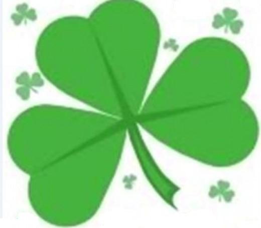 Irish Green Clover