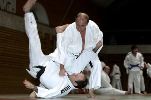 Putin, the Black Belt