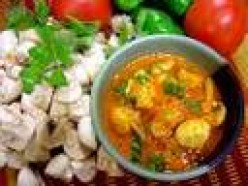 How to make a delicious sayabean curry in kerala style