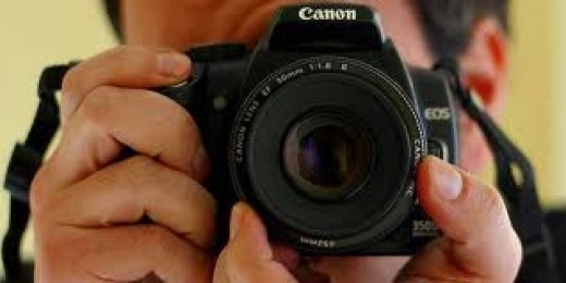 Hold on to your memories with a simple click of a camera.