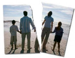 divided families...
