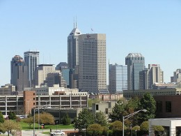 The skyline of Indianapolis has changed very little in the 23 years I've lived here.
