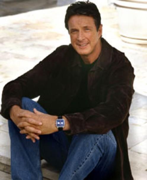 A young Michael Crichton