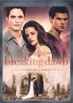 Breaking Dawn Part 1 is pretty much exactly what you would expect it to be
